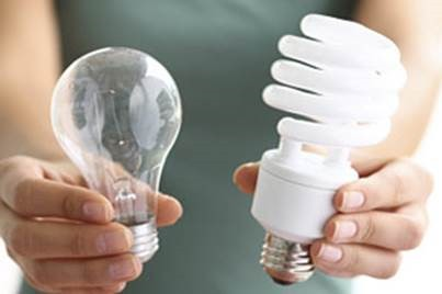Image result for the effect of energy savers bulb