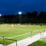 Football Pitch Lighting 4